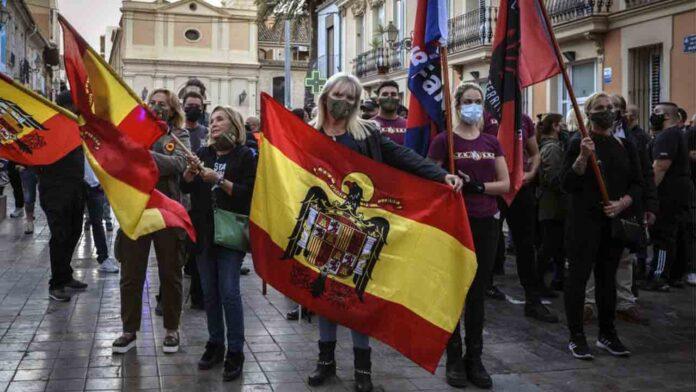 Las amenazas de los militares jubilados preocupan al gobierno de Sánchez