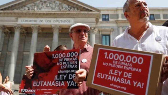 Mañana se votará la ley de eutanasia en el Congreso