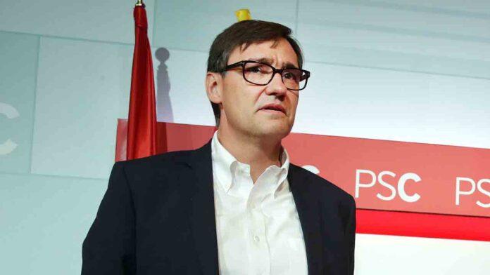 Miquel Iceta deja paso a Illa como candidato del PSC a las elecciones en Catalunya