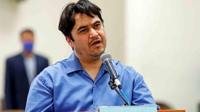 Irán ejecuta a un periodista disidente por inducir a las protestas de 2017