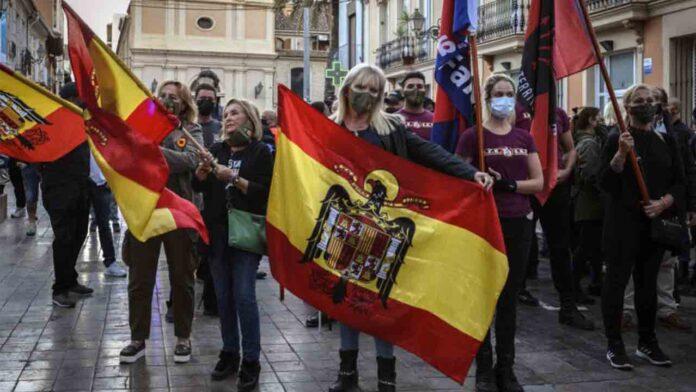 Se abre procedimiento en València contra tres personas por apología y exaltación del franquismo