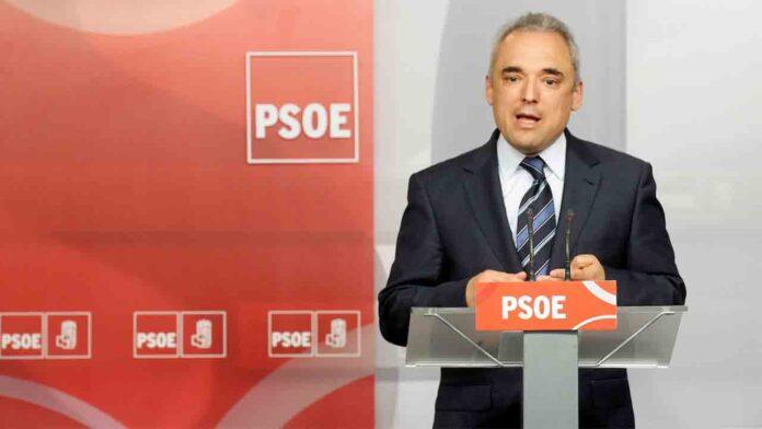Simancas acusa a Ayuso de crear más inseguridad e incertidumbre