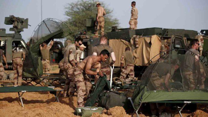Tres soldados franceses asesinados en un ataque con bomba en Malí