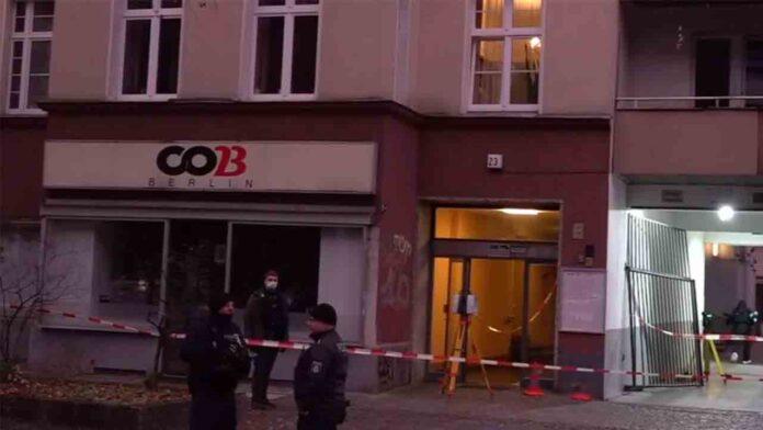 Varios heridos en un tiroteo en Berlín