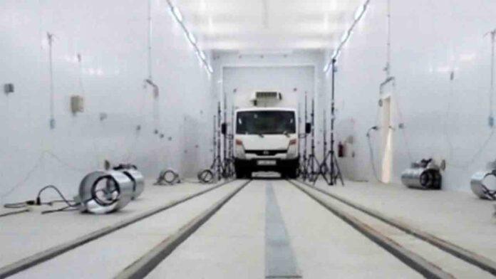 Zaragoza cuenta con la primera estación de pruebas meteorológicas para el transporte de mercancías