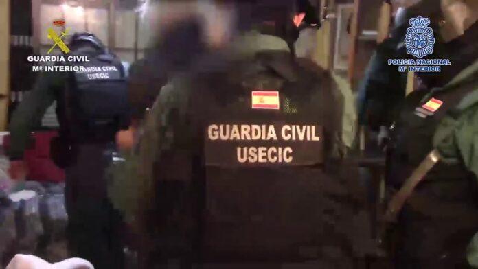 Desarticulado un grupo que introducía droga por las costas de Cádiz y Huelva