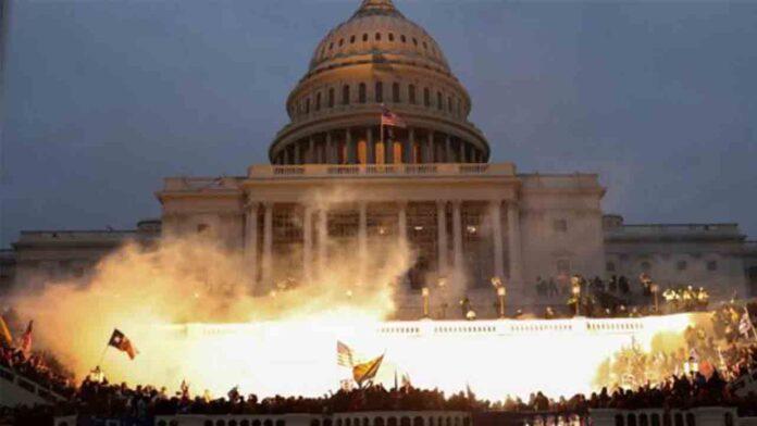 Alerta por posible protestas armadas en EE.UU. ante la posesión de Biden como Presidente