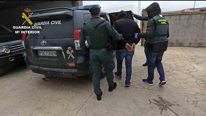 Desmantelada una red de tráfico de hachís en las costas de Sanlúcar de Barrameda