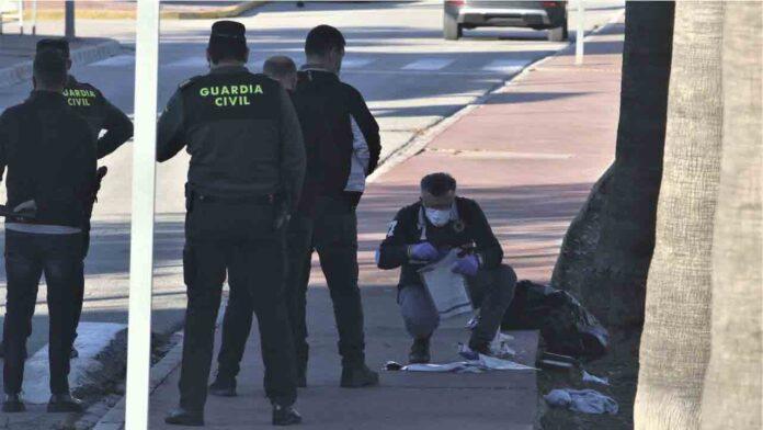 Detenido el sospechoso de arrojar ácido a las dos jóvenes en Málaga