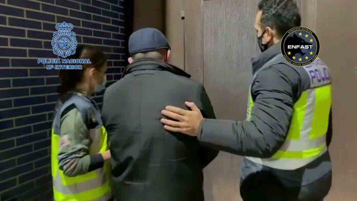 Detenido en Barcelona un fugitivo francés por la violación de una anciana de 84 años en el año 2009