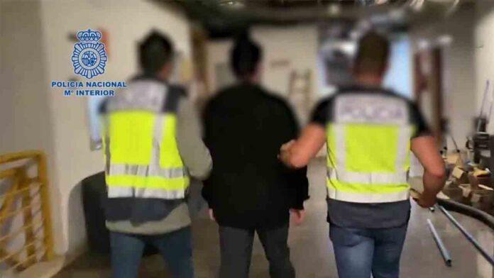 Detenido un fugitivo buscado por agredir sexualmente a una mujer hace tres años