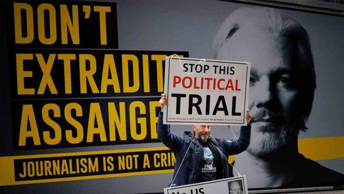 El día 4 se decide la extradición de Julian Assange a EE.UU.