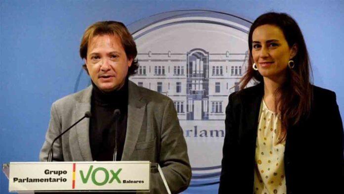 El líder de Vox en Baleares, Jorge Campos, denunciado por violencia machista