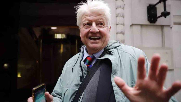 El padre de Boris Johnson se opone al Brexit y solicita pasaporte francés
