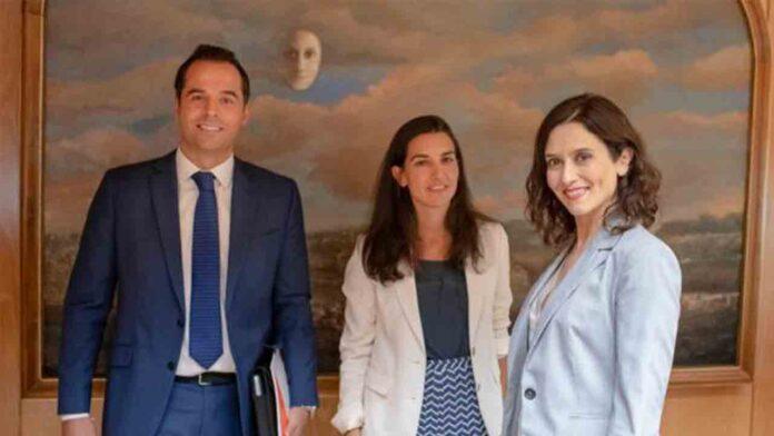 El trato preferencial que el Gobierno Regional de Madrid da a Vox