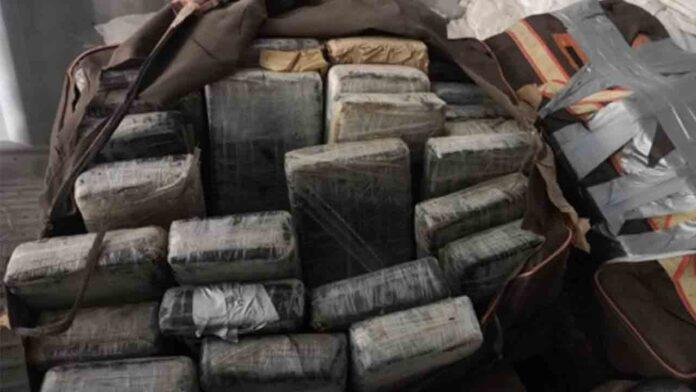 Incautados 420 kilos de cocaína con 16 detenidos en València, Madrid y Málaga