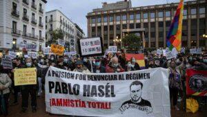 Indulto para Pablo Hasel