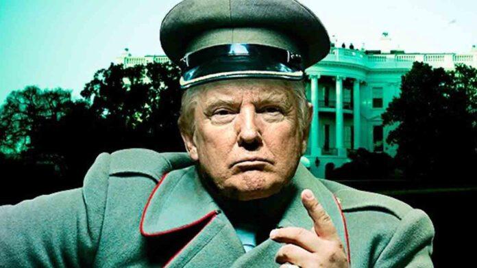 Intentó Trump dar un Golpe de Estado en EE.UU.