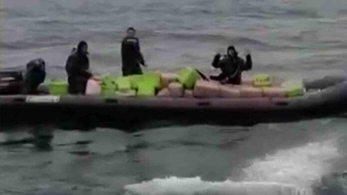 Intervenidos más de 8.000 kilos de hachis en tres operaciones en Cádiz