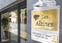 La Generalitat interviene la residencia Les Alzines en Tarragona