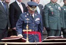 La cúpula militar se salta el orden de vacunación