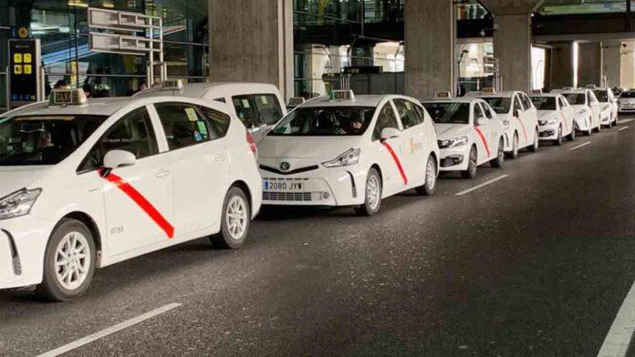 La explotación laboral en el taxi