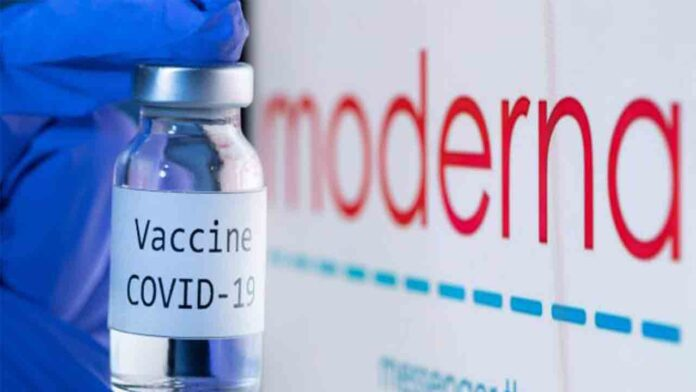 La próxima semana llegará a España la vacuna 'Moderna'