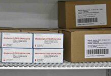 Llegan a España las primeras dosis de la vacuna Moderna contra el COVID-19
