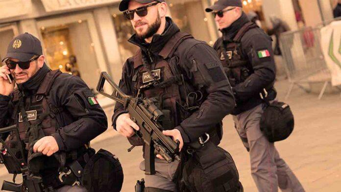 Operación policial en Italia contra la extrema derecha