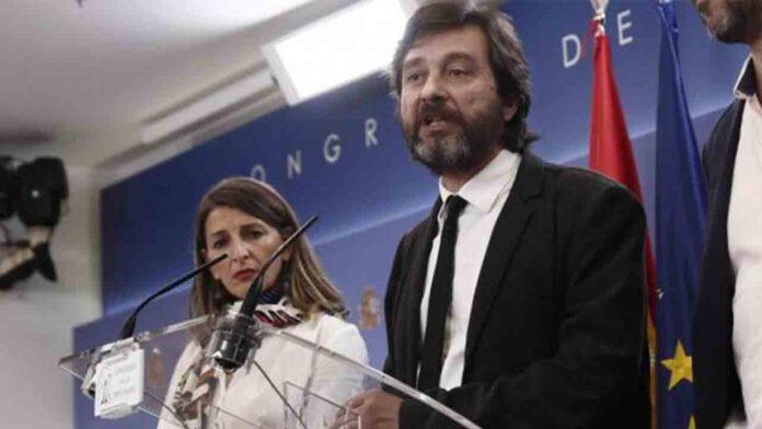 Rafa Mayoral: El Juez García Castellón realizó una investigación ilegal a Pablo Iglesias