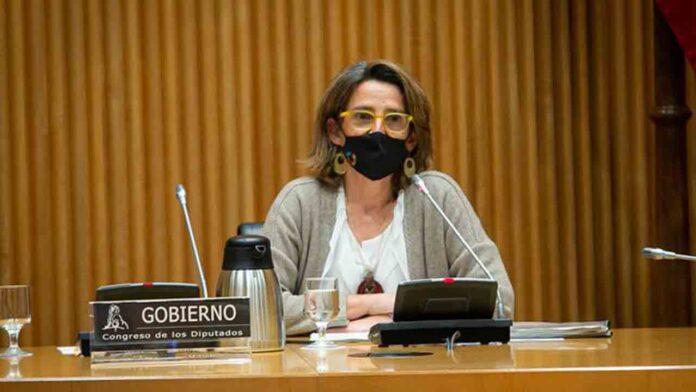 Ribera se compromete a seguir trabajando para abaratar el precio de la luz