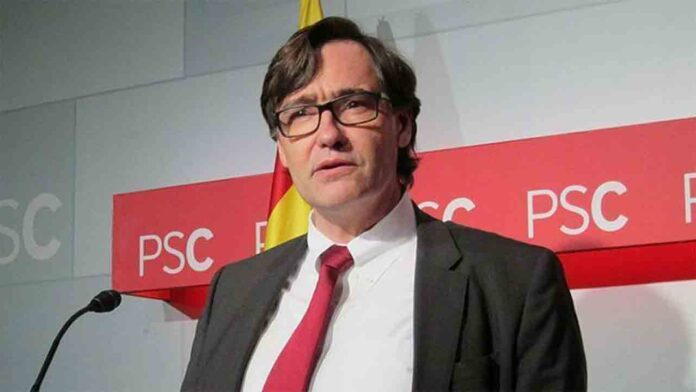 Salvador Illa dimitirá el martes como ministro de Sanidad