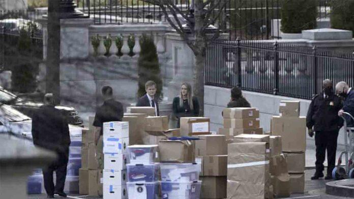 Trump destruye información en papel y notas del registro de la Casa Blanca