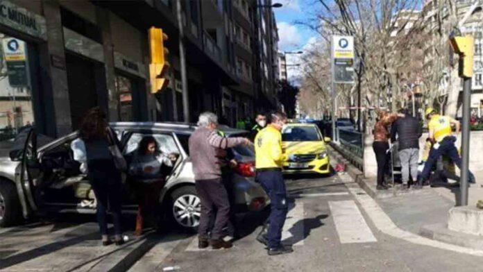 Varios heridos en un atropello múltiple en Reus