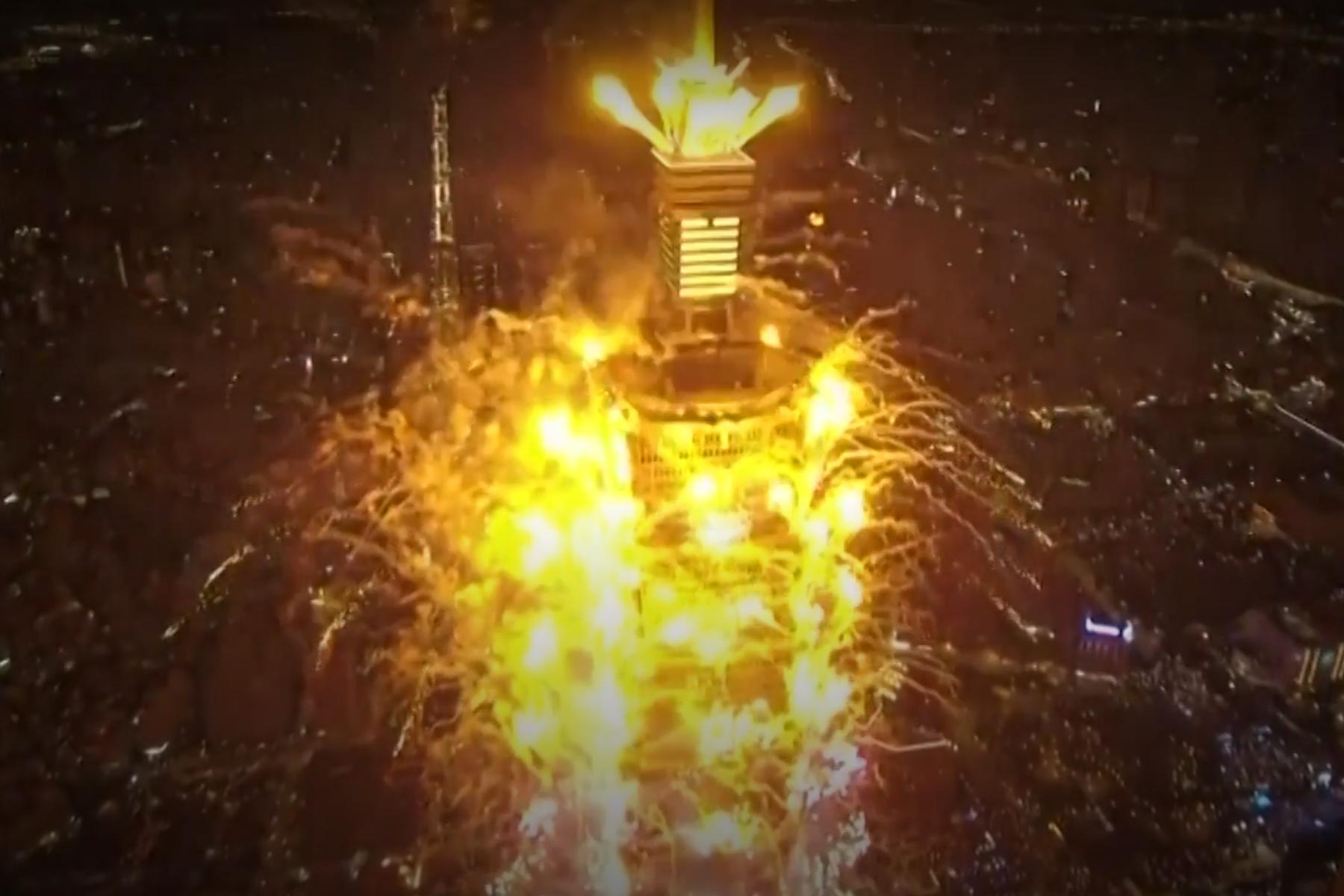 Nuevo año 2021 en Taipei