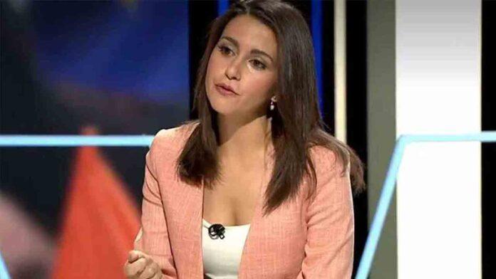 Arrimadas descarta dimitir o destituir a otros dirigentes de Ciudadanos