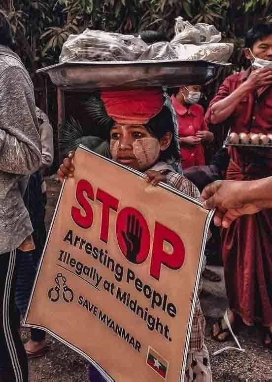 Birmania restablece Internet tras prolongar la detención de Aung San Suu Kyi