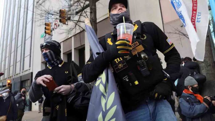 Canadá incluye a los ultraderechistas Proud Boys en la lista de grupos terroristas