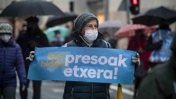 Cuatro presos vascos serán acercados a Euskadi