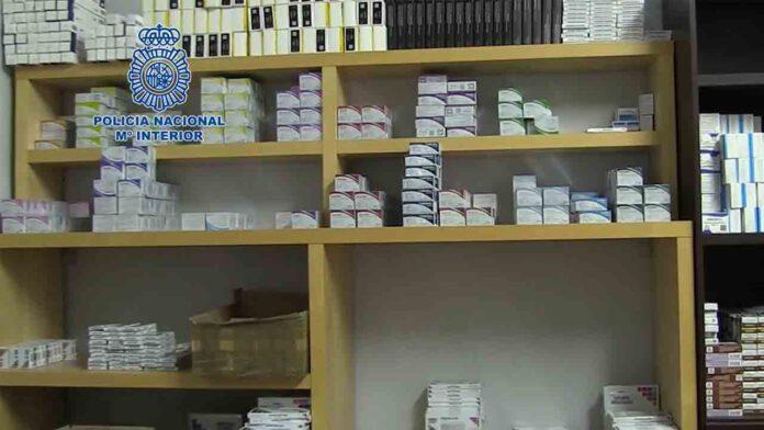 Detenidas 31 personas por la venta de anabolizantes y esteroides