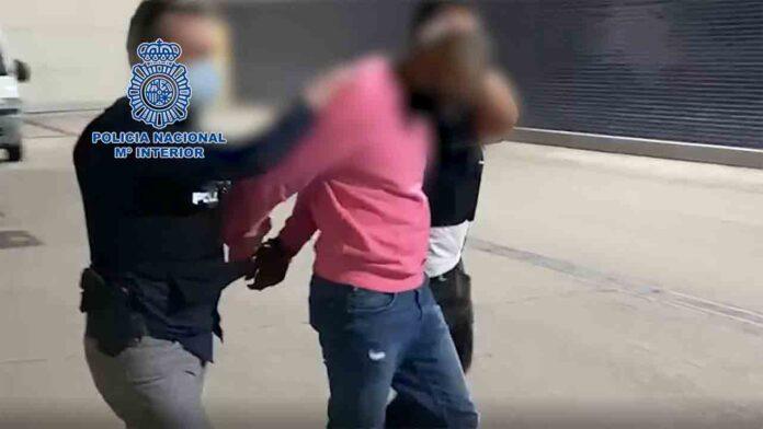 Detenido en Barcelona a un fugitivo buscado en Francia por tráfico de drogas