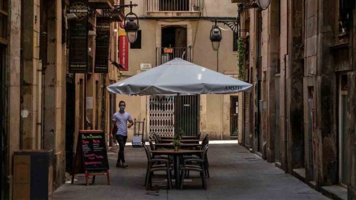 El TSJC mantiene las restricciones a la hostelería y el juego en Catalunya