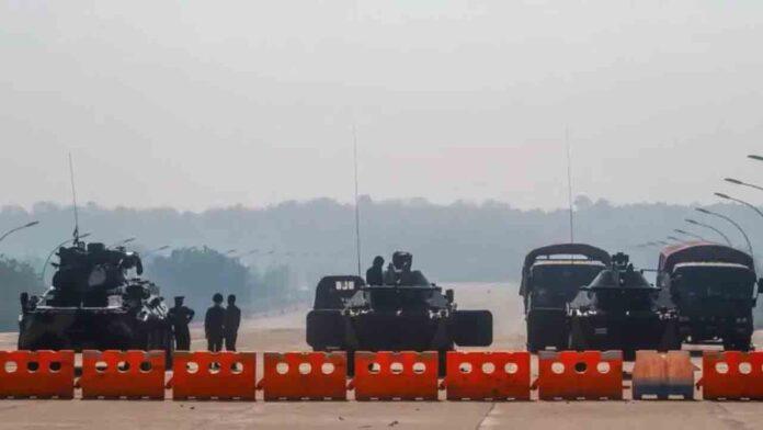 El ejército golpista de Birmania bloquea el acceso a Facebook