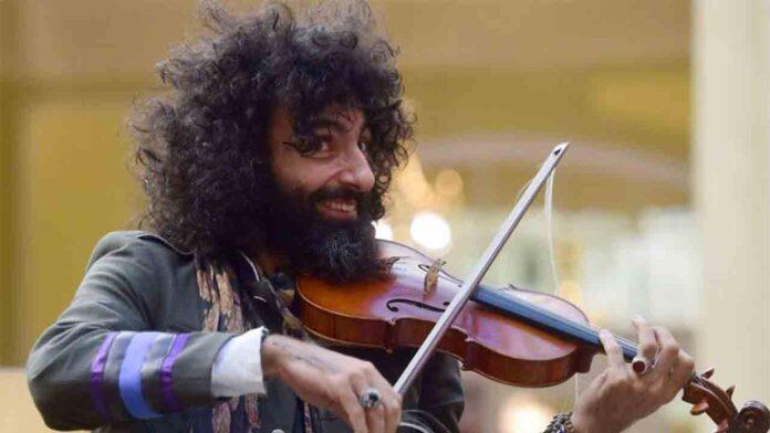 El violinista libanés rinde homenaje en Madrid a su lugar de nacimiento-1