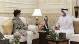 España y Emiratos firman un acuerdo de cooperación en materia de seguridad