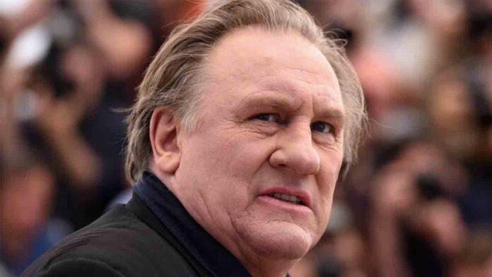 Gérard Depardieu acusado de violación y agresión sexual