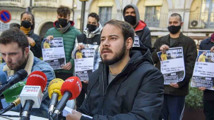 La Junta Electoral no autoriza una concentración de apoyo a Pablo Hasél