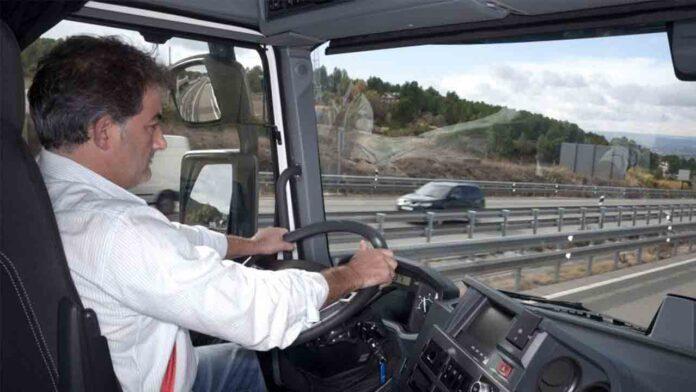 La contratación de conductores de camión se desploma en 2020
