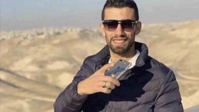 La ejecución de un palestino en un puesto de control israelí