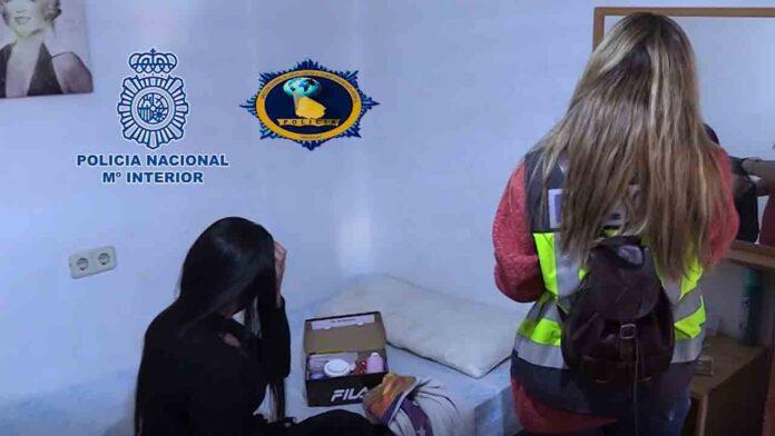 Liberadas cuatro mujeres explotadas sexualmente en Alcalá de Henares